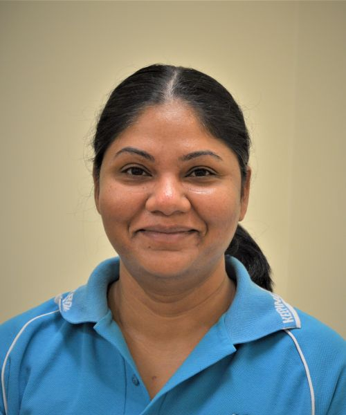 Dr Farzana Rahman