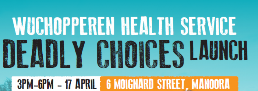 Deadly Choice Launch