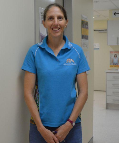 Dr Liza Robertson