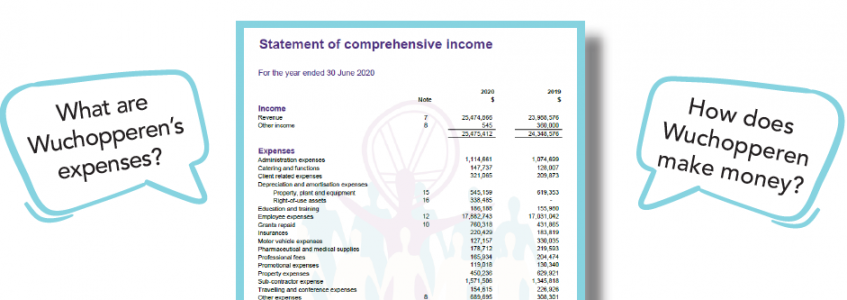 Understanding Our Financial Statements