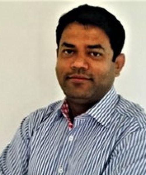 Dr Nirjhar Nandi
