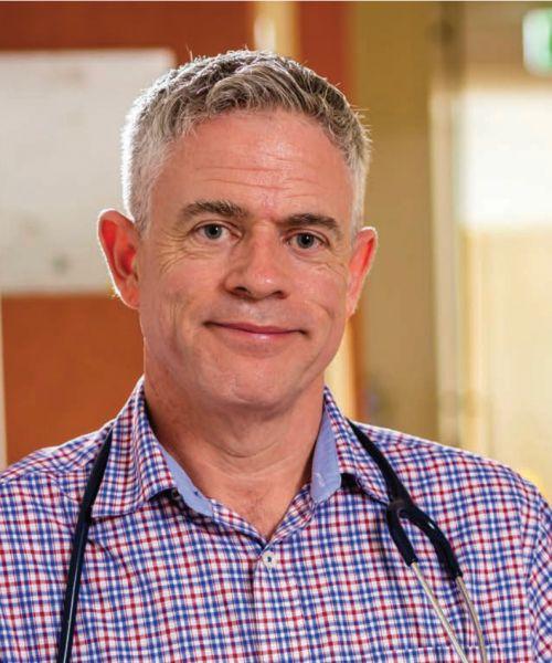 Dr Edward Strivens