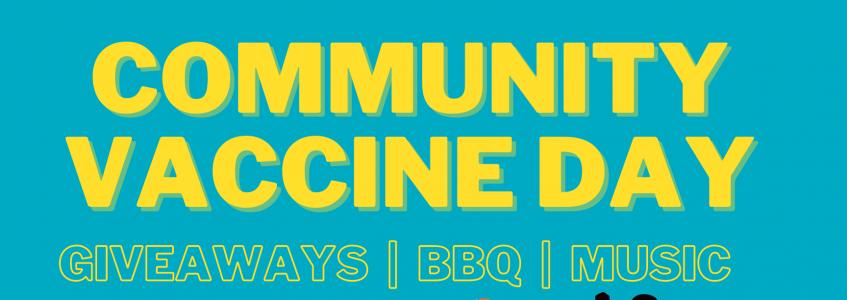 Community Vaccine Day