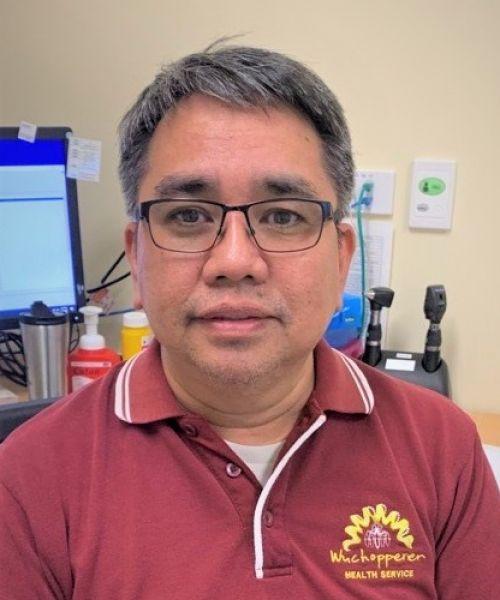 Dr Manuel Borlado