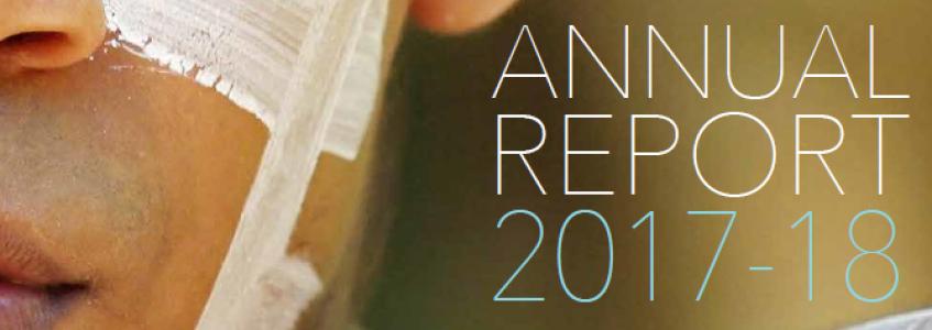 Wuchopperen's Annual Report Is Here