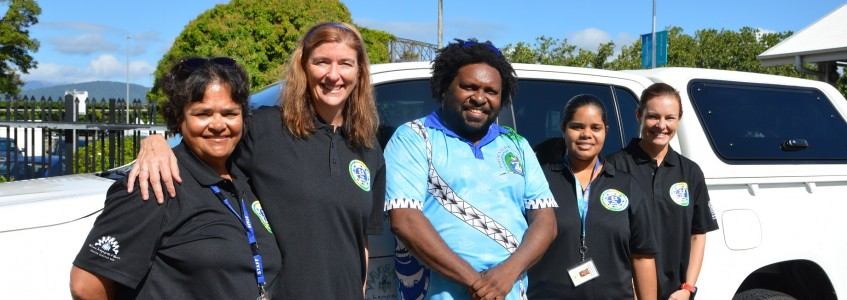 Flu Shot Outreach at Kuiyam Aboriginal Hostel