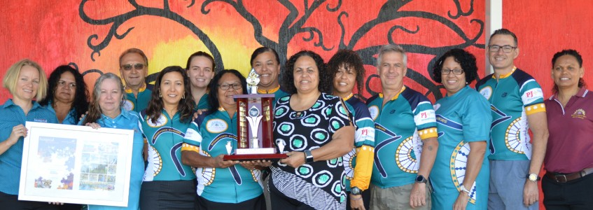 Wuchopperen Warriors Raise $23,000 for Cairns Cardiac Unit
