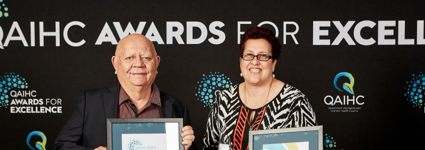 Wuchopperen Dental Team Win Service Excellence Award