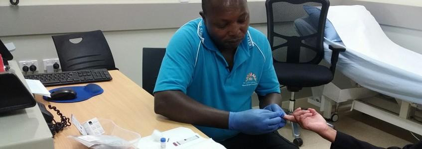 Rapid Response Syphilis Testing at Wuchopperen Health Service